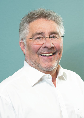 Hans-Uwe Bringmann Portrait