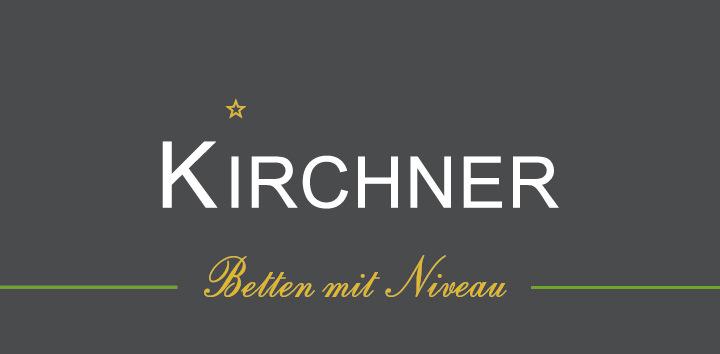 Kirchner - Betten mit Niveau Logo