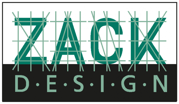 ZACK Design Logo